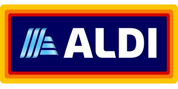 Logo for Aldi